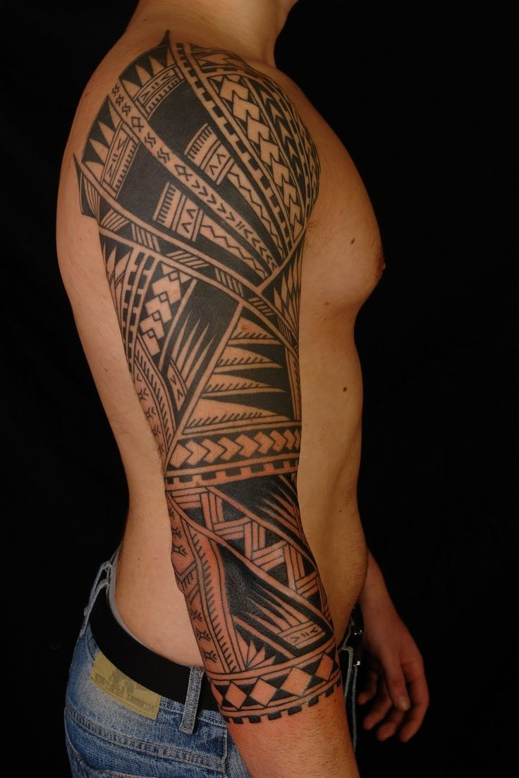 87857390d6 Tattoo Trends - 30 Best Tribal Tattoo Designs For Mens Arm ...
