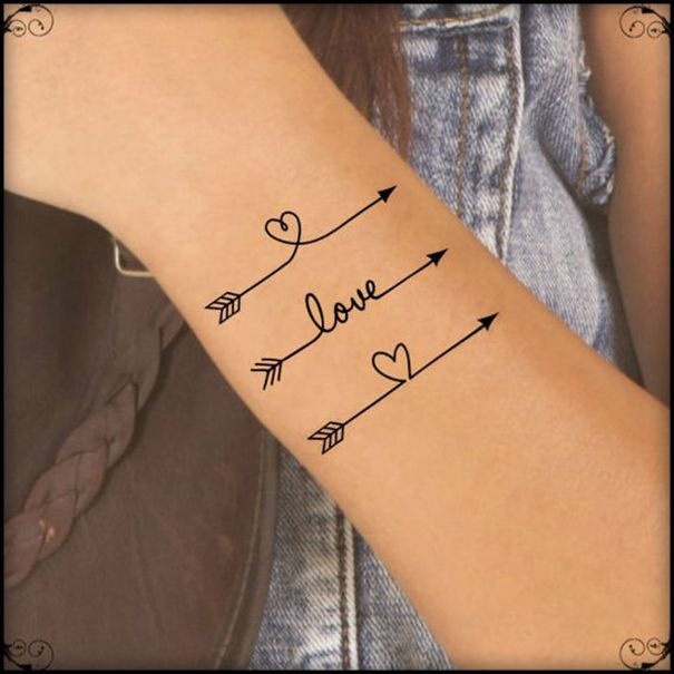 Tiny Tattoo Idea - arrow tattoo on wrist... - TattooViral.com | Your ...