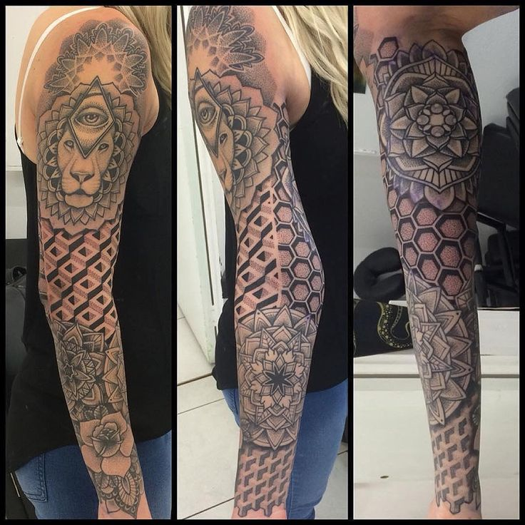 tattoo sleeve mandala sleeve tattoo your number one source for daily. Black Bedroom Furniture Sets. Home Design Ideas