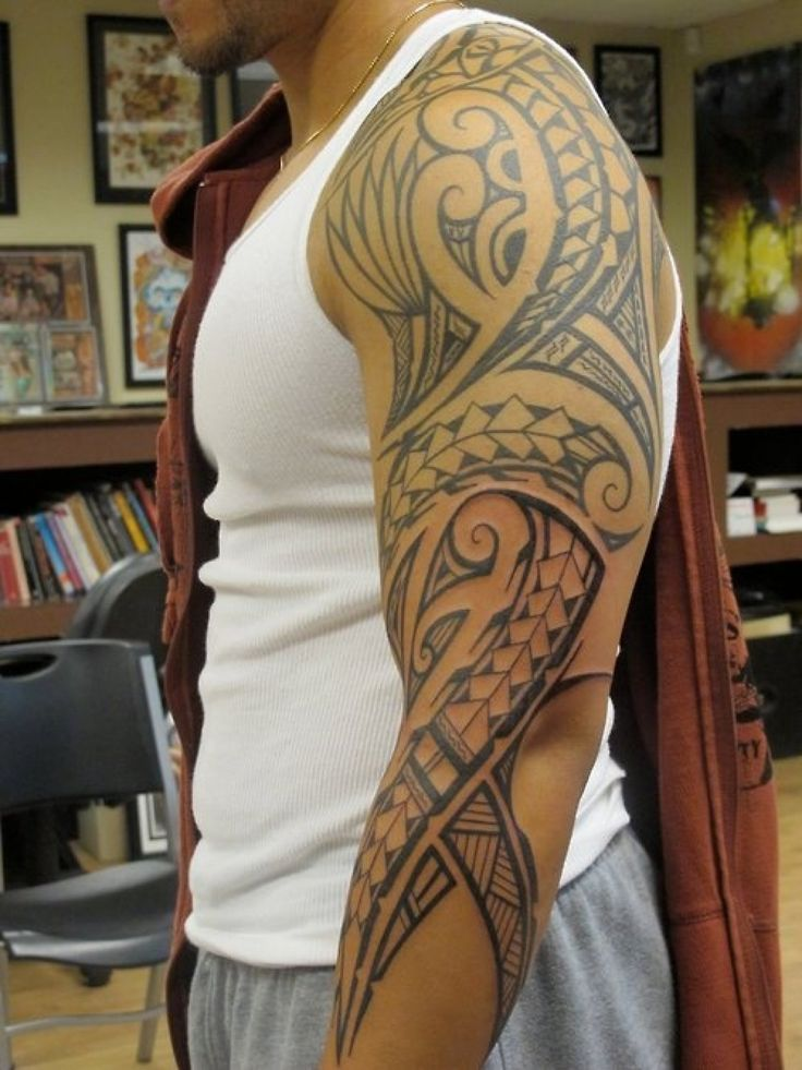 tattoo trends tatouage homme maori tatouage tribal tribal tattoo your. Black Bedroom Furniture Sets. Home Design Ideas