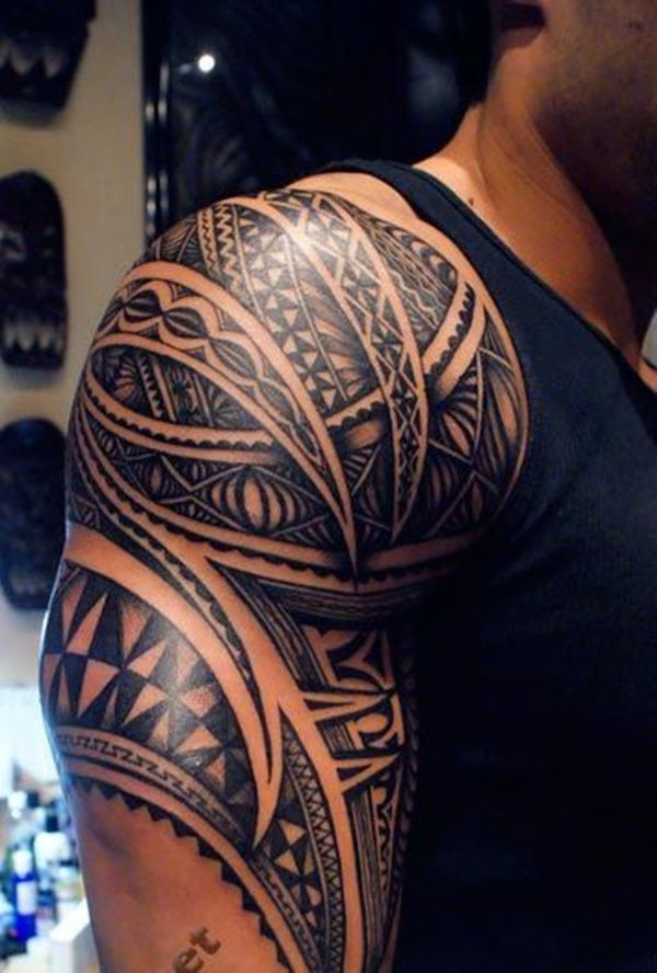 Tattoo Trends - 100 Exceptional Shoulder Tattoo Designs for Men and ...
