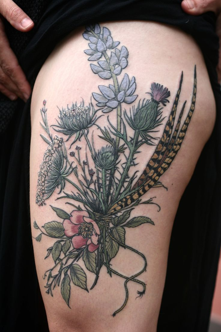 Alice Carrier Is A Tattoo Artist At Wonderland Tattoo In: Alice Carrier Is A Tattoo Artist At