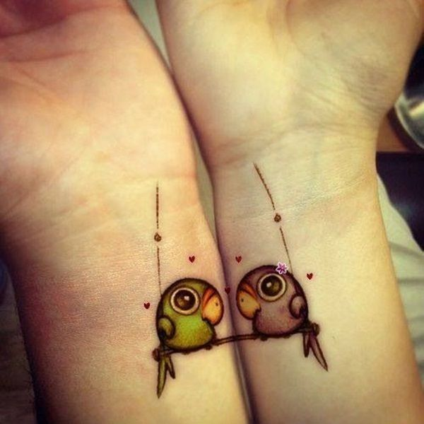 friend tattoos unique friend tattoos unique friend tattoos 40 cute bird tattoo designs for. Black Bedroom Furniture Sets. Home Design Ideas
