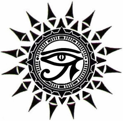Tattoo Trends δ Ojo De Horus Y Sol δ Tattooviralcom Your