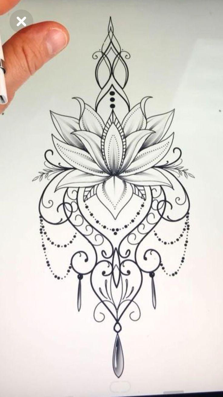 f2112d0ba6250 Disney Tattoo - Mandala design tattoo #Mandalatattoo - TattooViral ...