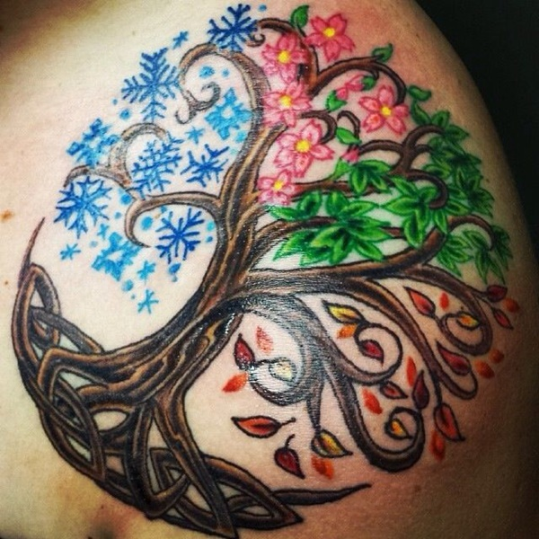 Top 40 beautiful Celtic tattoo designs